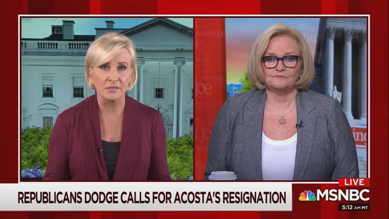 Mika Brzezinski Suggests Ivanka Does Not Care About Epstein Victims