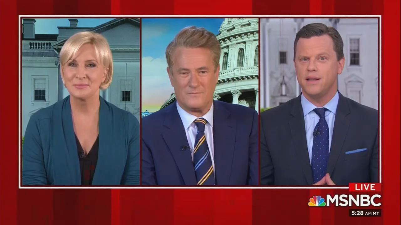 Scarborough Warns Trump Critics on Taking 'the Bait'