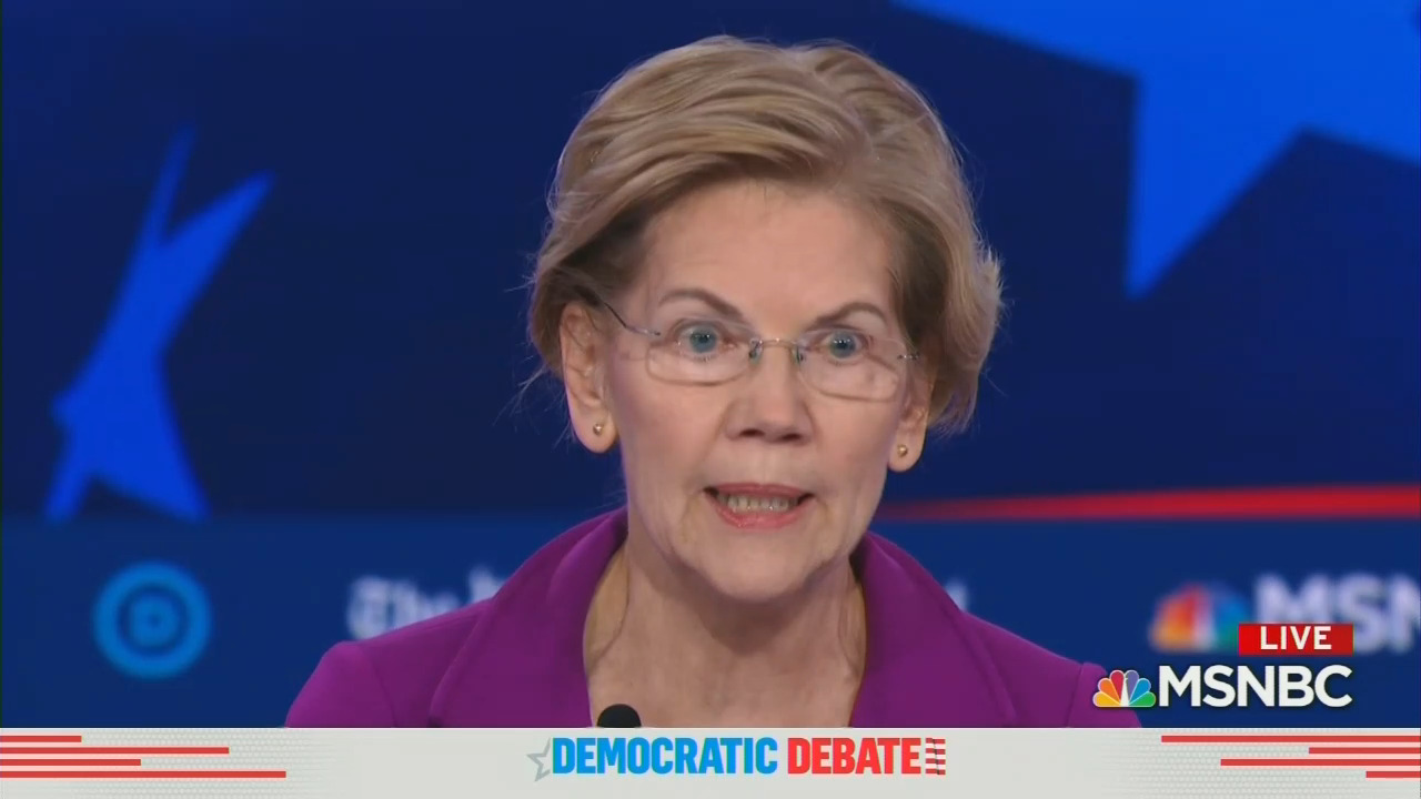Warren Calls Abortion a 'Human Right,' Sarah Silverman Applauds