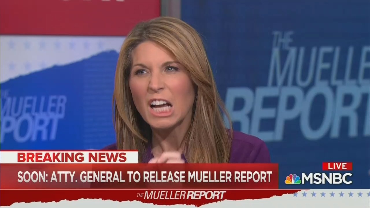 'Why? WHY?': Nicolle Wallace Completely Loses It After Barr Presser