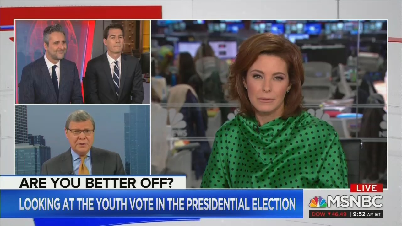 MSNBC Panel Insults Young Conservatives as Fox-Addled ...