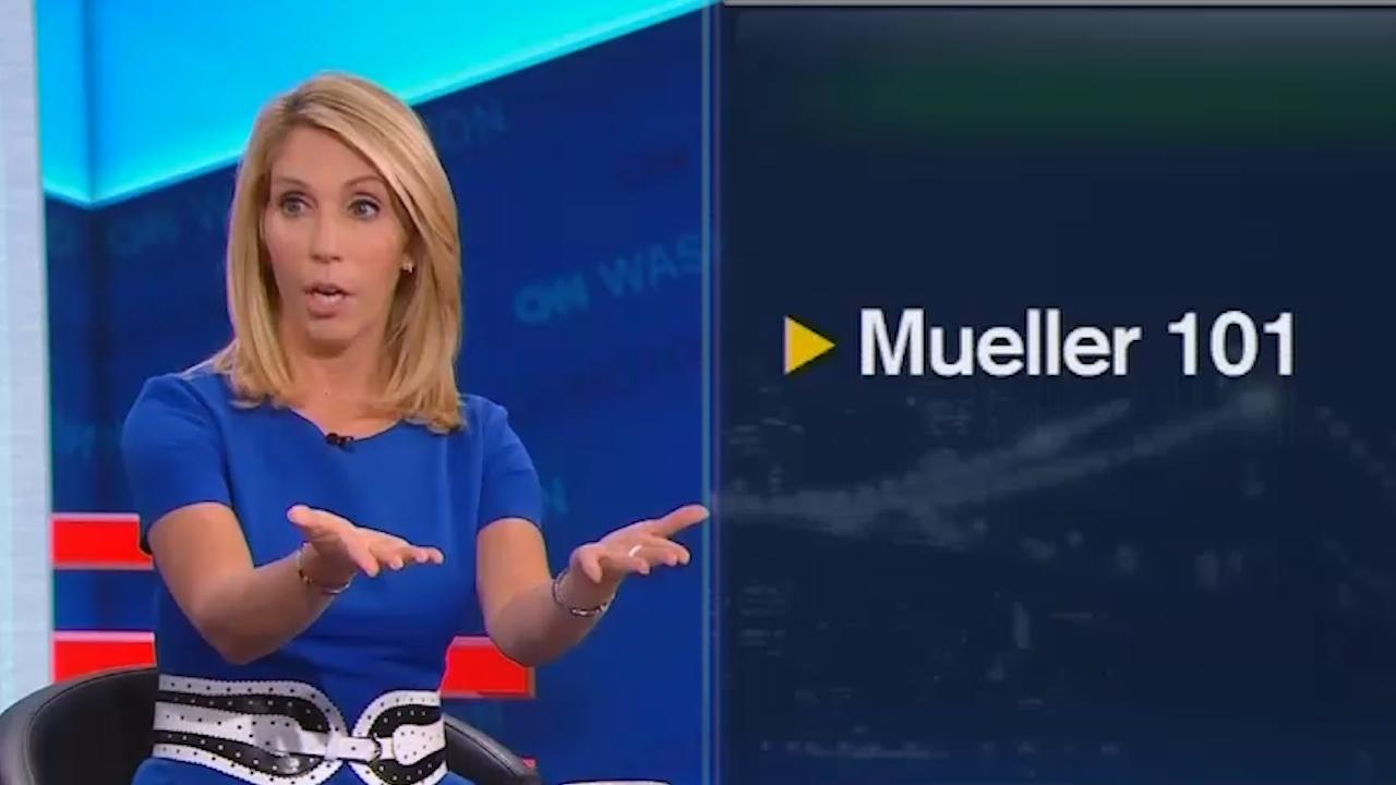 VIDEO: CNN, MSNBC Decide Mueller 'Basically' Called for Trump's Impeachment