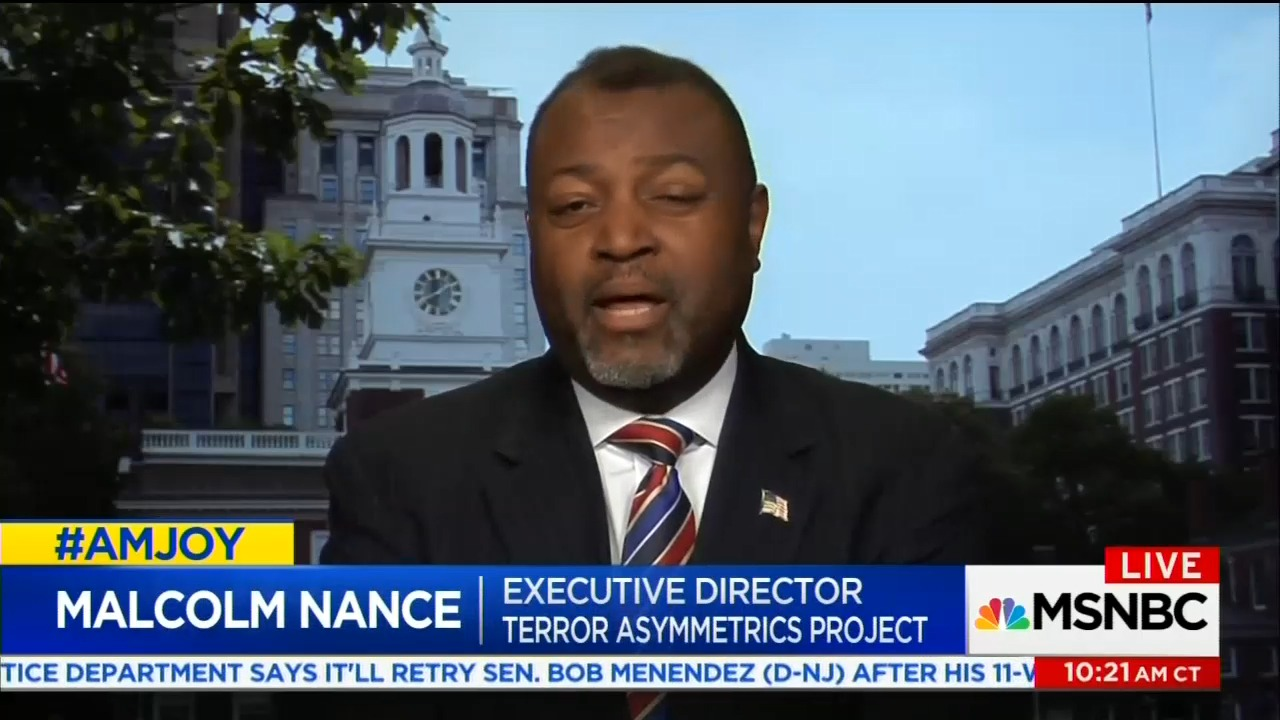MSNBC Likens Negotiating with GOP to Hostage Terror Situation