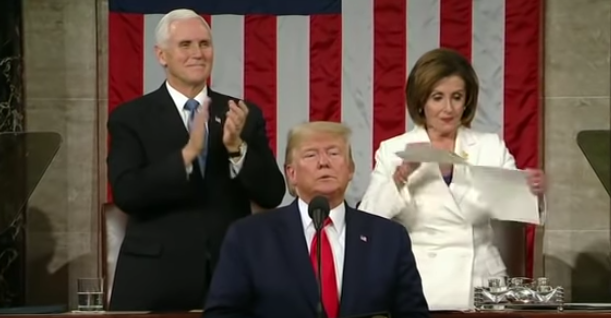 Media Join Pelosi to Call for Censorship of 'Doctored' Trump Video