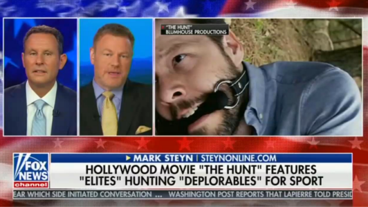 Mark Steyn Goes Off on Upcoming Movie About Hunting Trump Supporters