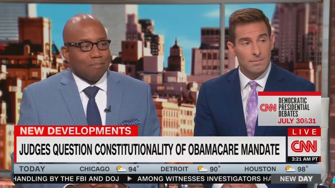CNN Panel Sad Dems Aren't Fearmongering Enough Over ObamaCare