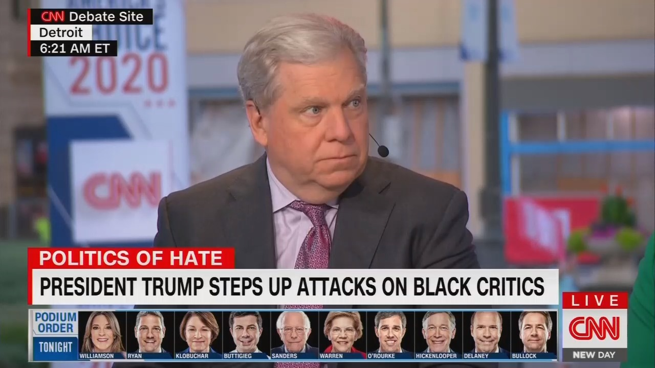 CNN's 'New Day': Republicans Have No 'Moral Backbone' Due to Trump