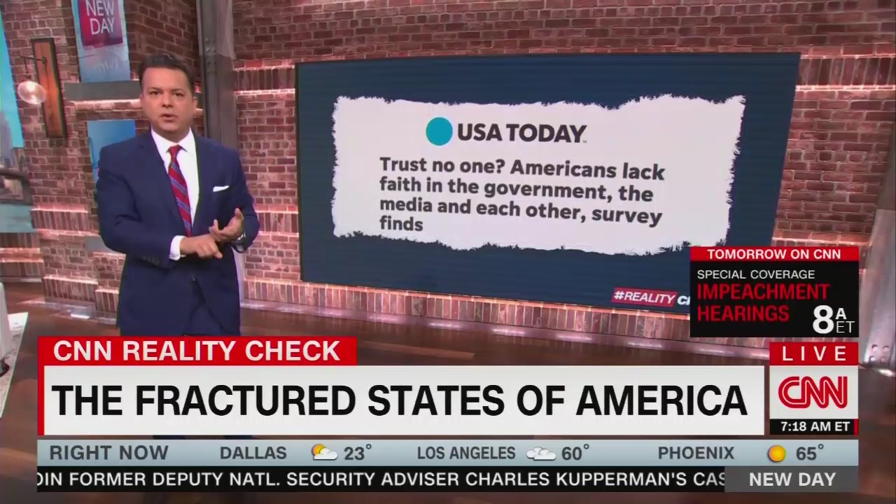 CNN's Avlon Blames Tea Party, Extreme Republicans for Divided Country