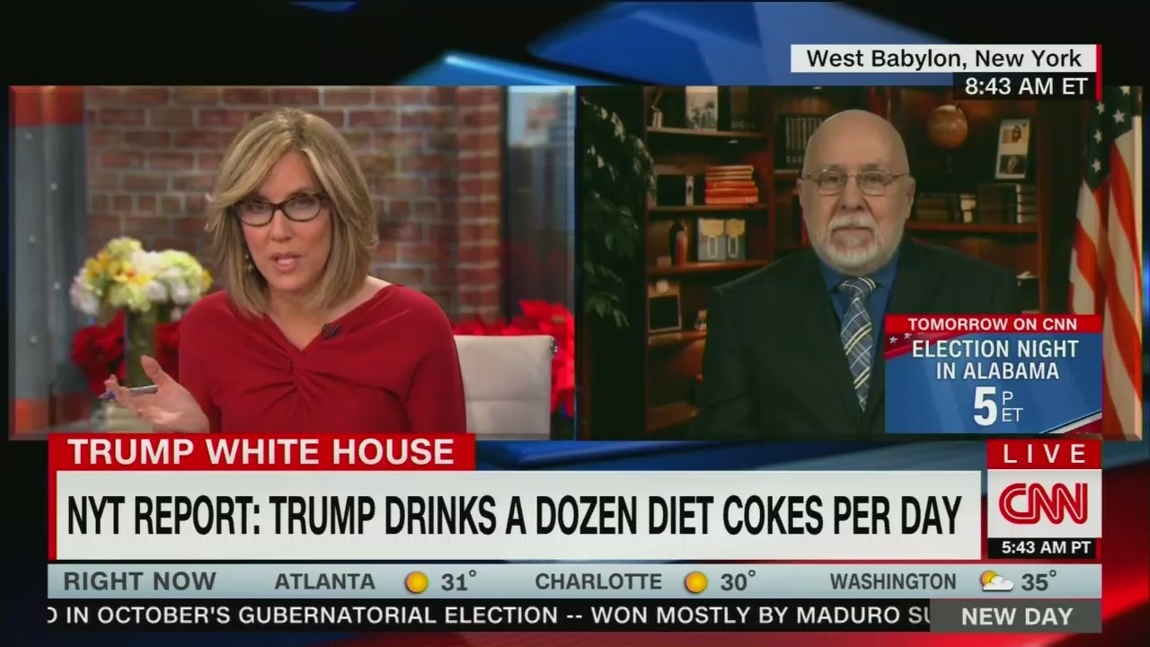 Image result for diet coke trump