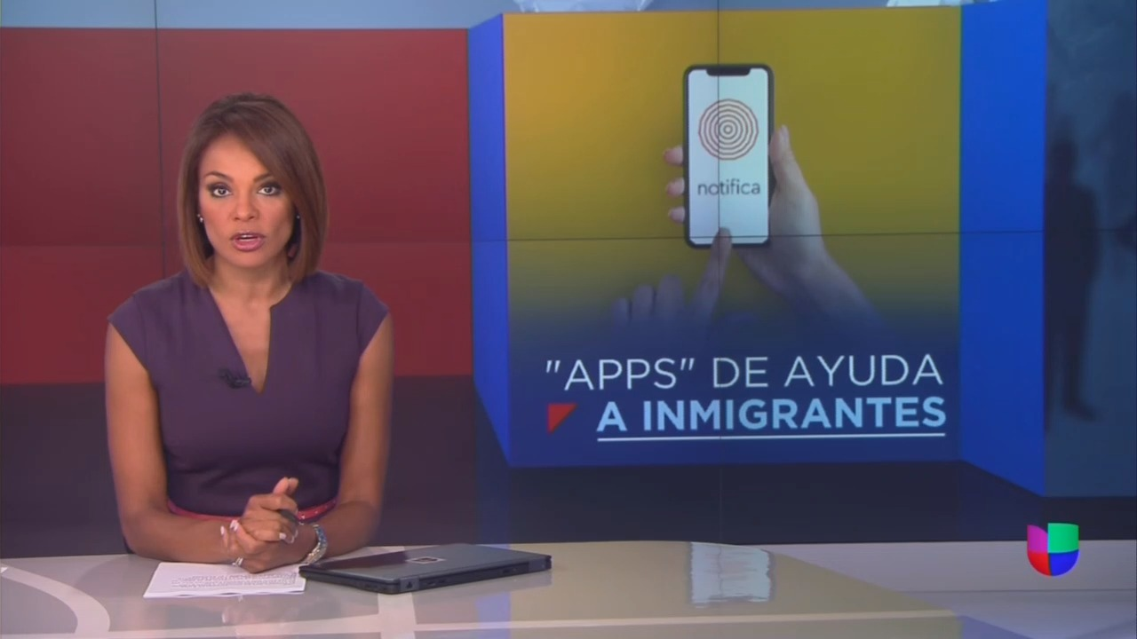 Univision Promotes 'Weapons' Against ICE Raids