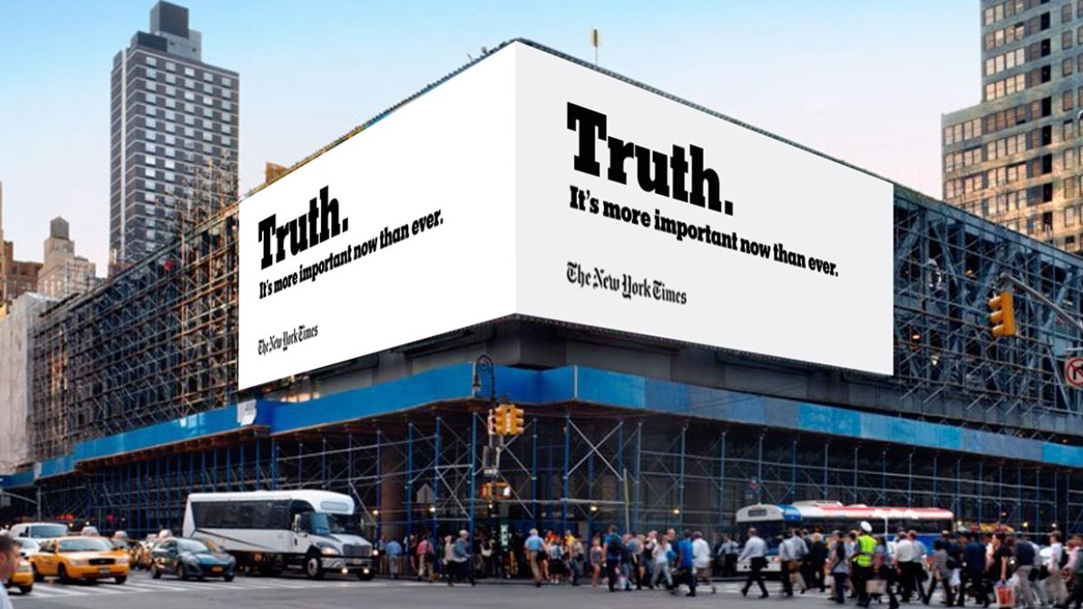 NY Times Shrieks 'WAR ON THE PRESS' When Turnabout Is Fair Play