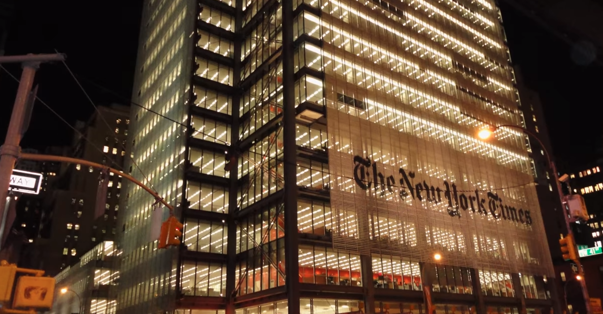 NYT Smears Conservative Western Journal: 'Potent Disinformation Mill'