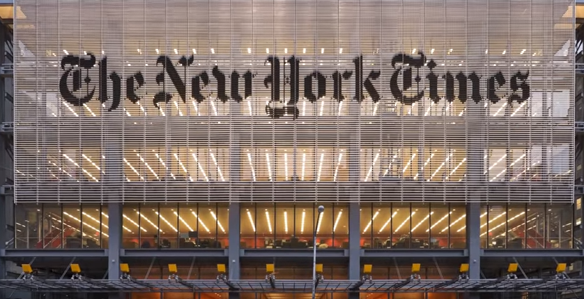 Really, NY Times? Desperate Paper Links 'Trump County' to Child Cancer