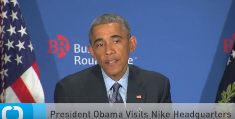 Nike Donates $5 Million for Obama Public Library Park