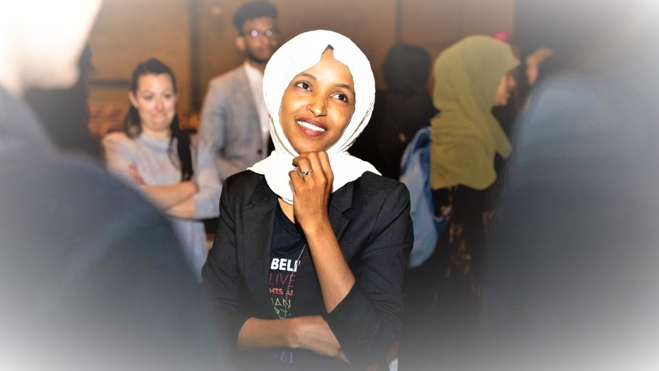 Disturbing News In the Midst of a WashPost Puff Piece on Ilhan Omar