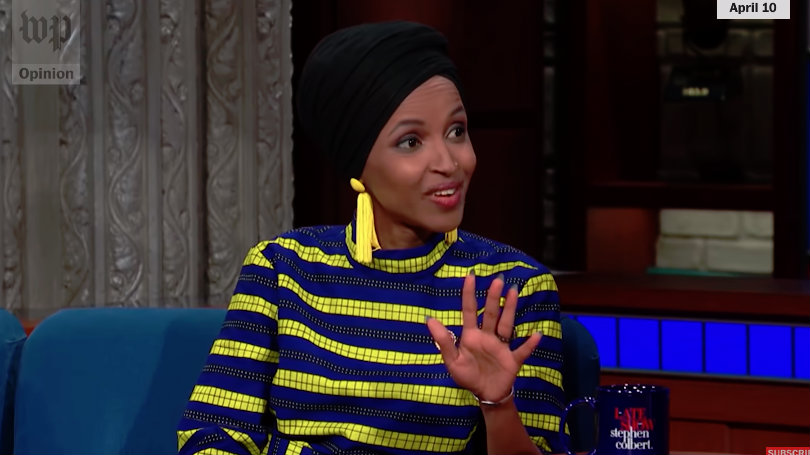 vox writer claims trump  u2018trying to get ilhan omar killed