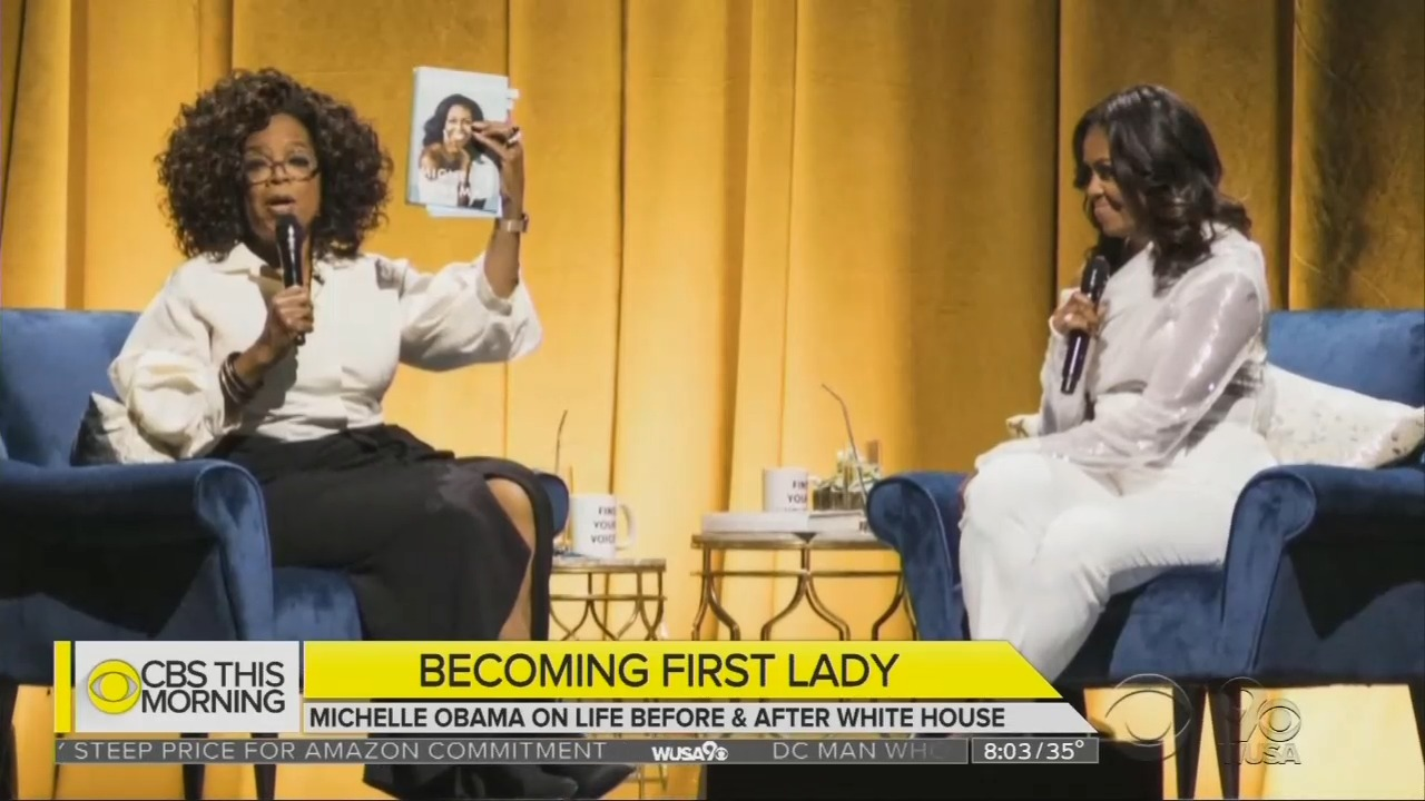 Collusion: Democrats Oprah and Gayle King Donate 22 Minutes to Democrat Michelle Obama