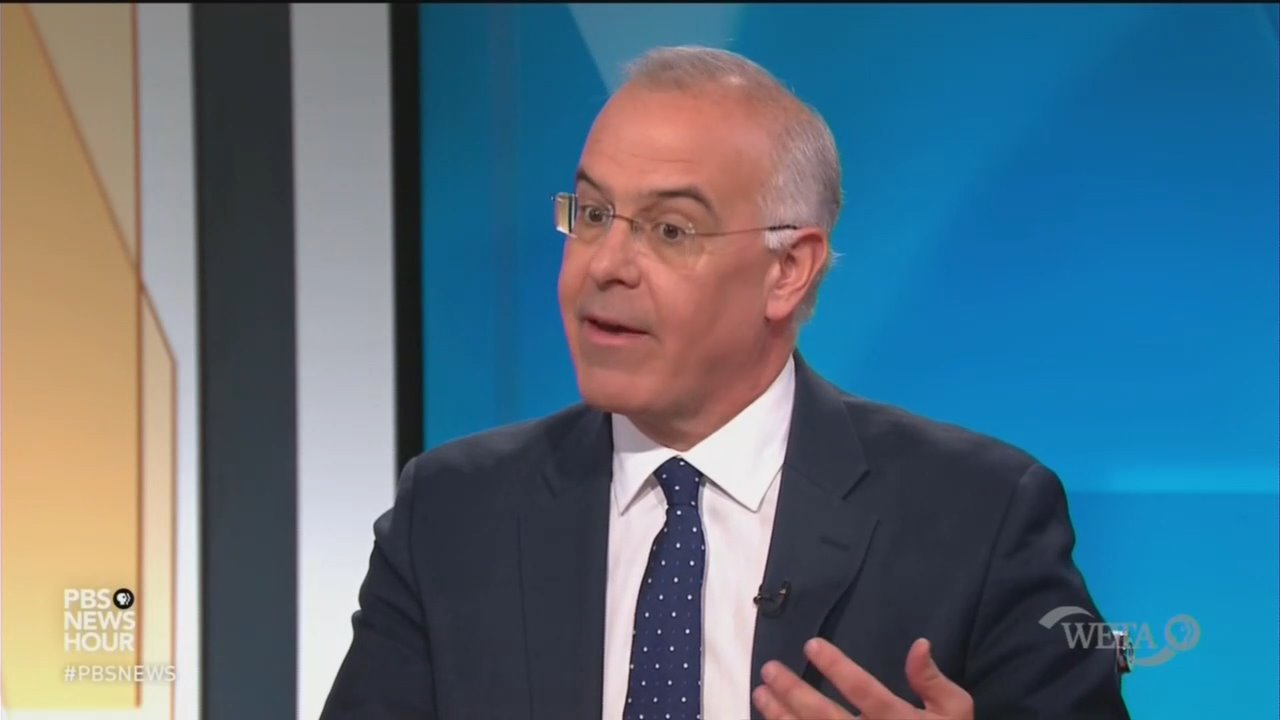 David Brooks: 'Trump Has Made Us All Stupid'