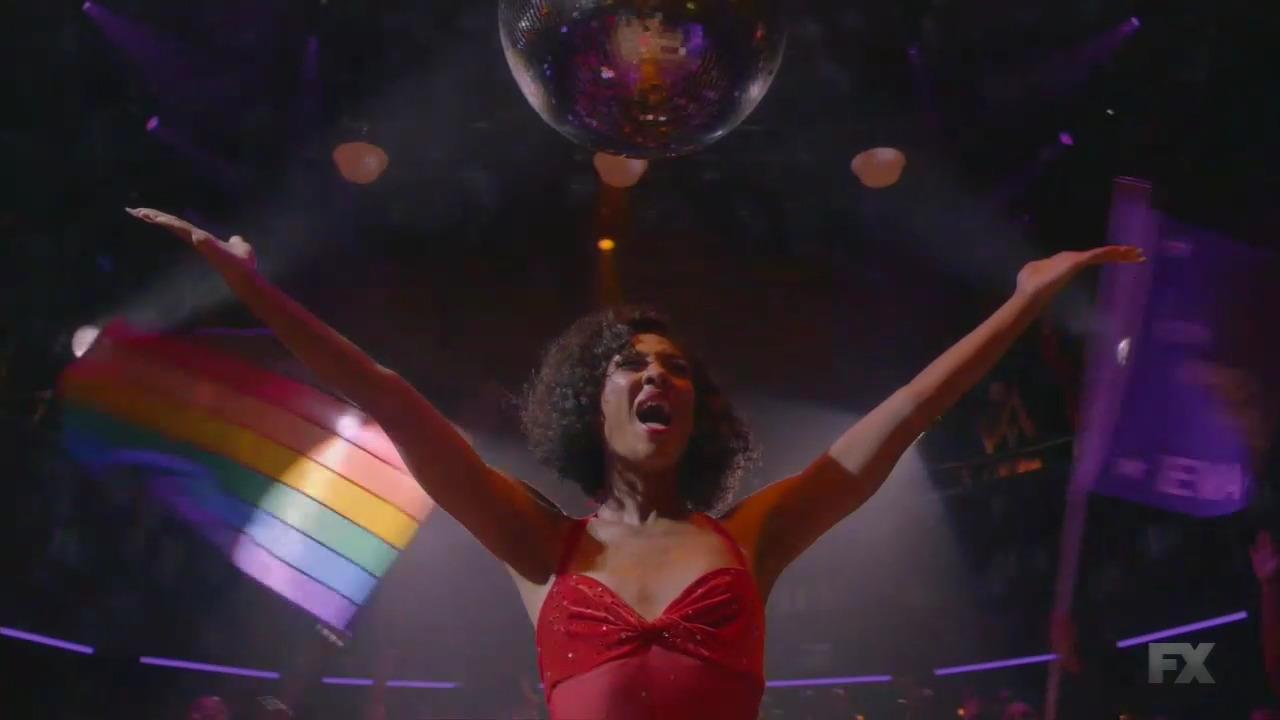 FX Drama One Ups Kaepernick, Waves LGBTQ Flag for National Anthem