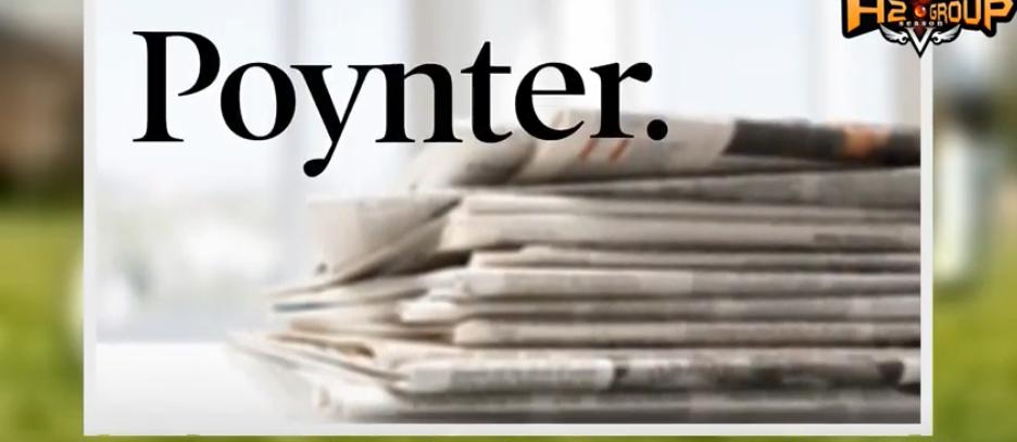 Censoring Conservative Media: The Unreliable Poynter Institute