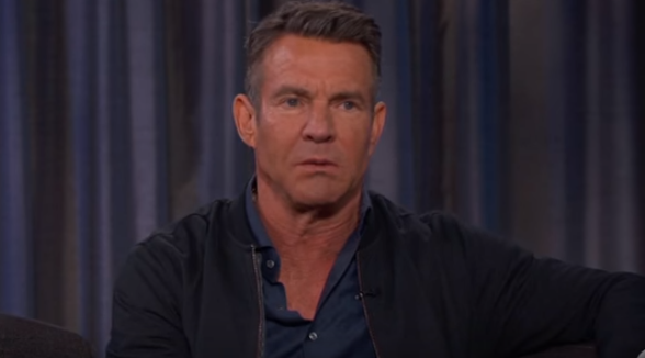 Dennis Quaid Pushes Back On 'Daily Beast': Trump's 'Handling Virus In a Good Way'