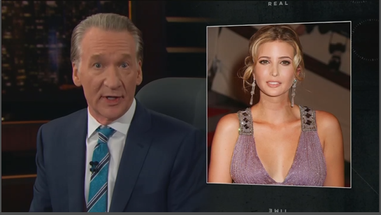 Bill Maher Absurdly Explains Scenario in Which He Would