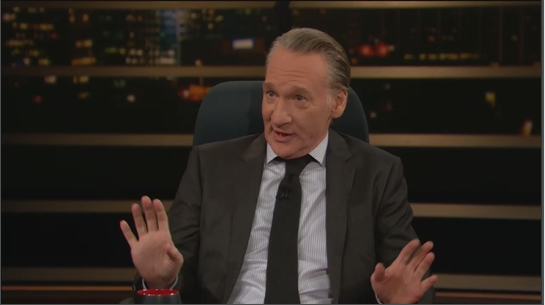 Maher & Co. Excited to Talk Impeachment Over Whistle-Blower Scandal
