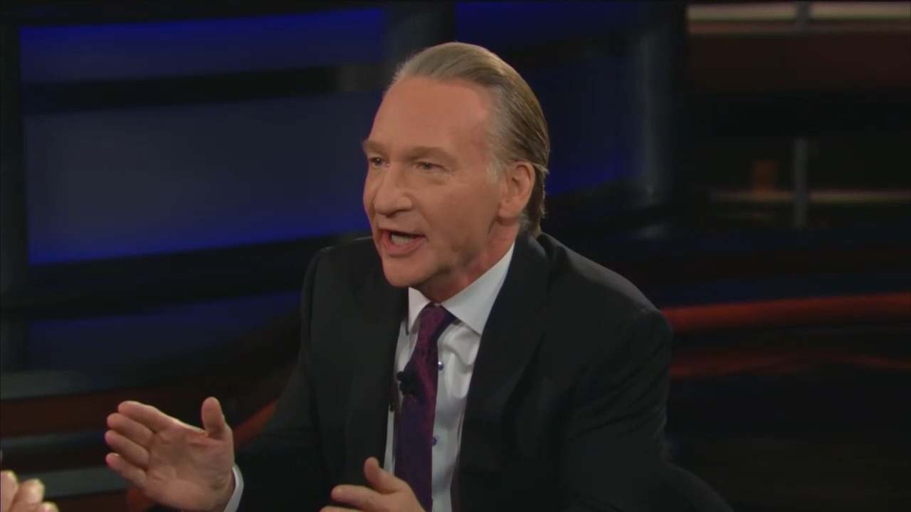 Bill Maher: 'We Don't Go for All the Bulls*** on the Left'