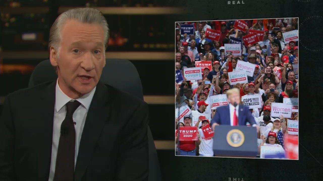 Maher Slams Conservatives as 'Hate'-Filled 'Rubes,' 'Bible Thumpers'