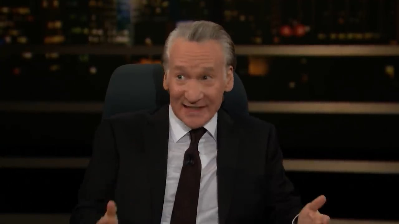 Frantic Bill Maher: Why Can't a 'Covert Action' 'Steal' Trump Taxes?
