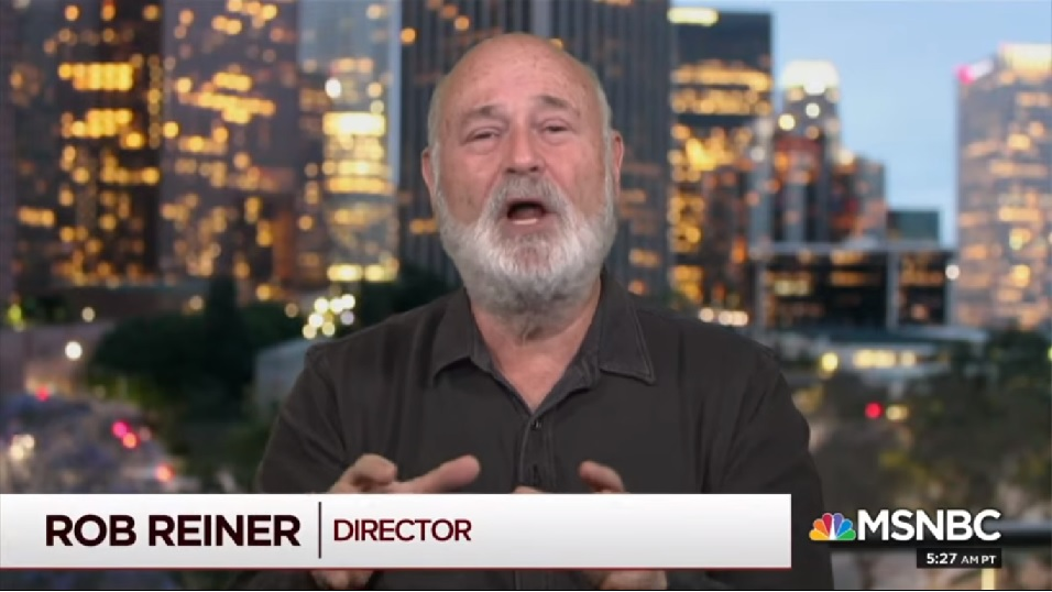 Rob Reiner Rages: 'Donald Trump Is Out of His F***ing Mind'