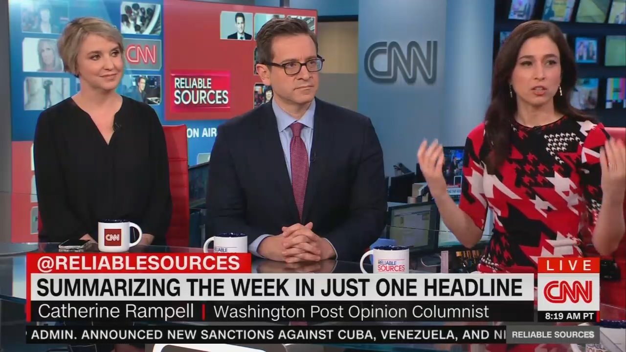 Trump Boils Frogs? 'Reliable Sources' Panel Thinks People Are Too Dumb to Stop Trump