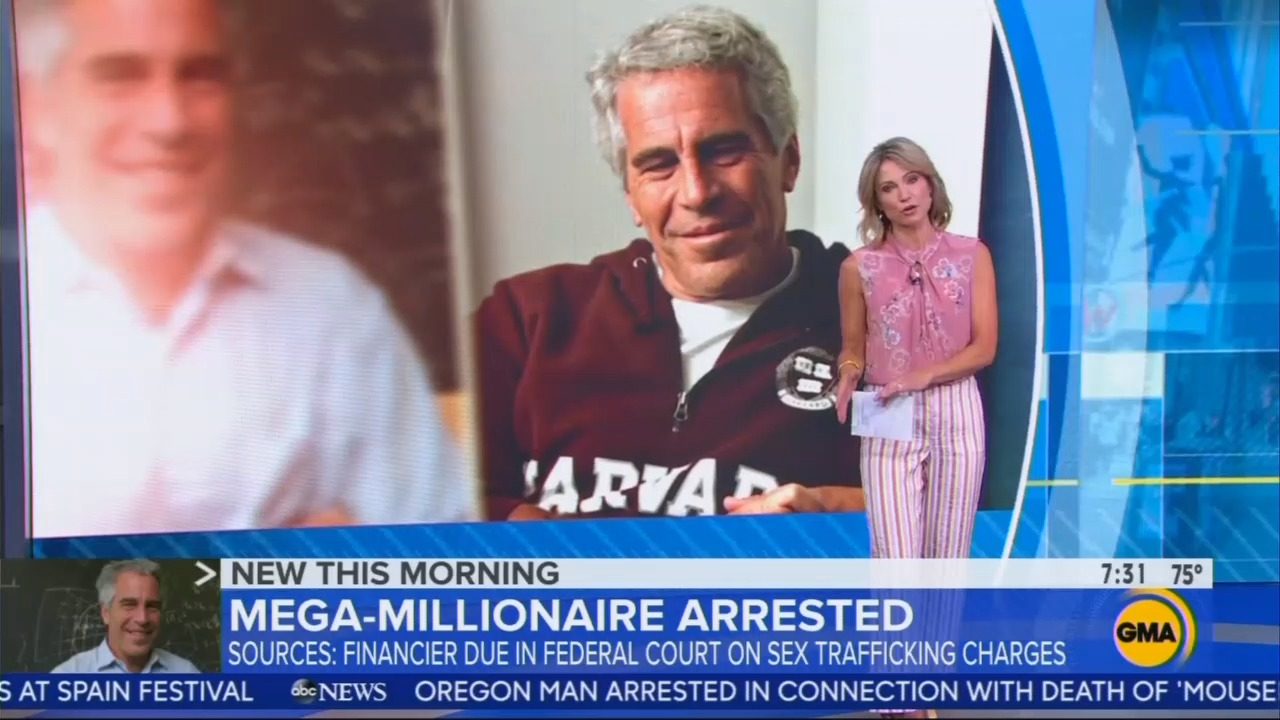 ABC's Epstein Debacle Is Just the Media's Latest Credibility Scandal