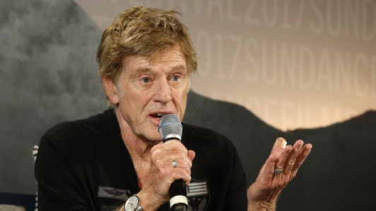 Some Inconvenient Facts for Robert Redford's Climate Change Cry