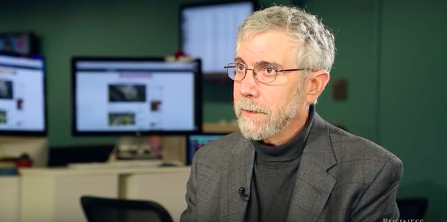 Krugman: Either Trump Goes to Jail, or 'Thousands of Journalists' Do