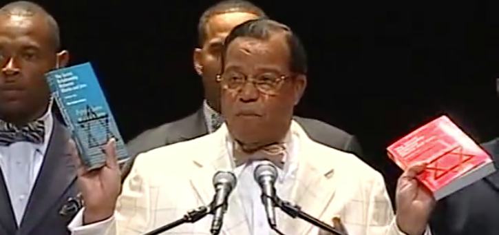 Facebook Removes Persecuted Rabbis Post about Farrakhan