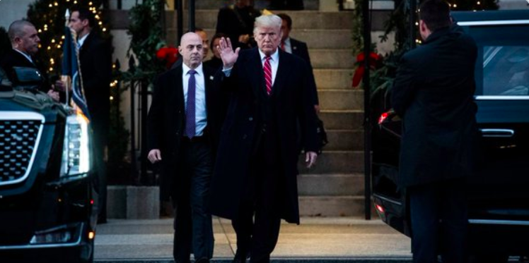 Really, WashPost? Reporter Complains Trump Used Motorcade, Later Admits Obama Did Too