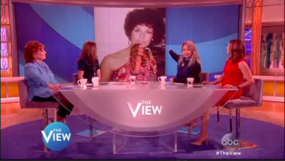 Awkward: In 2016 Joy Behar Proudly Shared Photos of Herself Dressed as an 'African Woman'