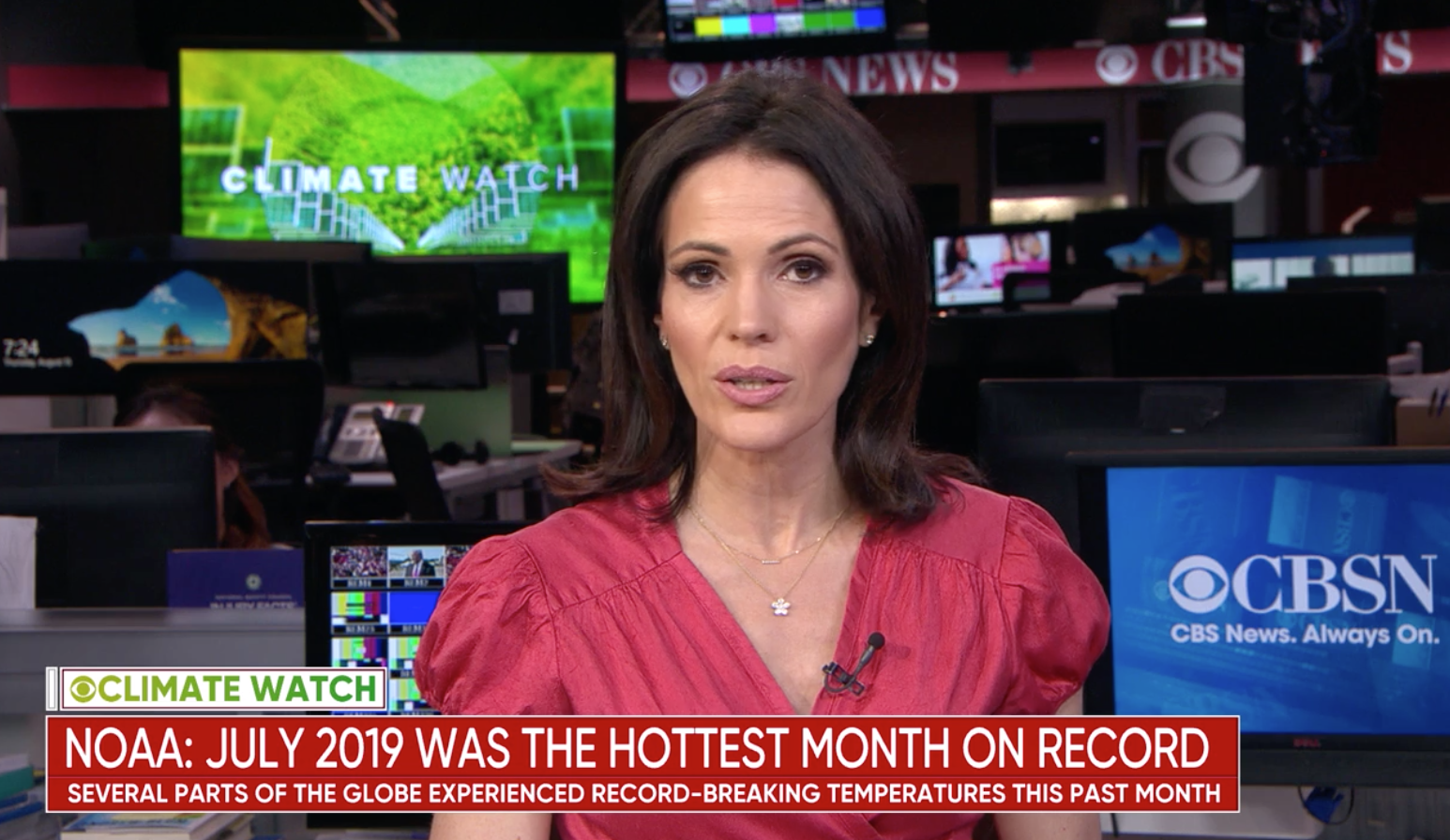 Hot or Not? Media Omit Critics of 'Hottest' July Claims, Hype Climate