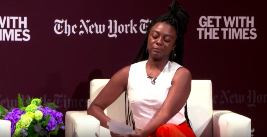 NYT 1619 Project Editor Has History of Anti-White, Anti-Semitic Tweets