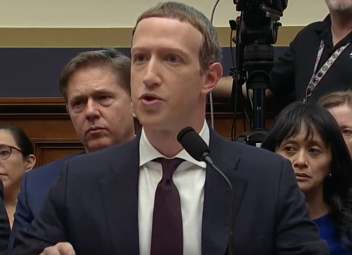 Zuckerberg Goes to Bat Against Maxine Waters to Defend Free Speech