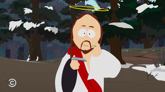 South Park Has Jesus, Santa Snorting Cocaine on Christmas Episode