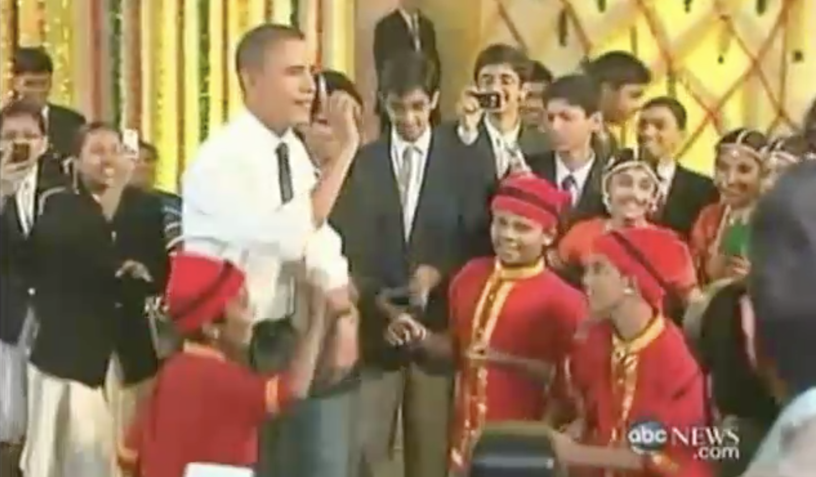 Networks Bury Trump's India Visit, Gave Obama's 21x More Coverage in 2010