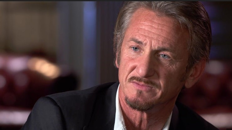Sean Penn Compares Castro to MLK...and the NRA