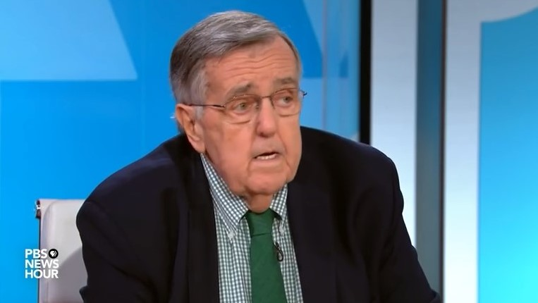 PBS's Mark Shields Jokes Summit Is 'Campaign Reunion'; Putin Is Trump's 'Favorite Absentee Voter'