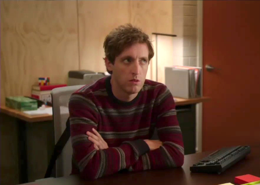 Image result for Outing a christian on Silicon Valley