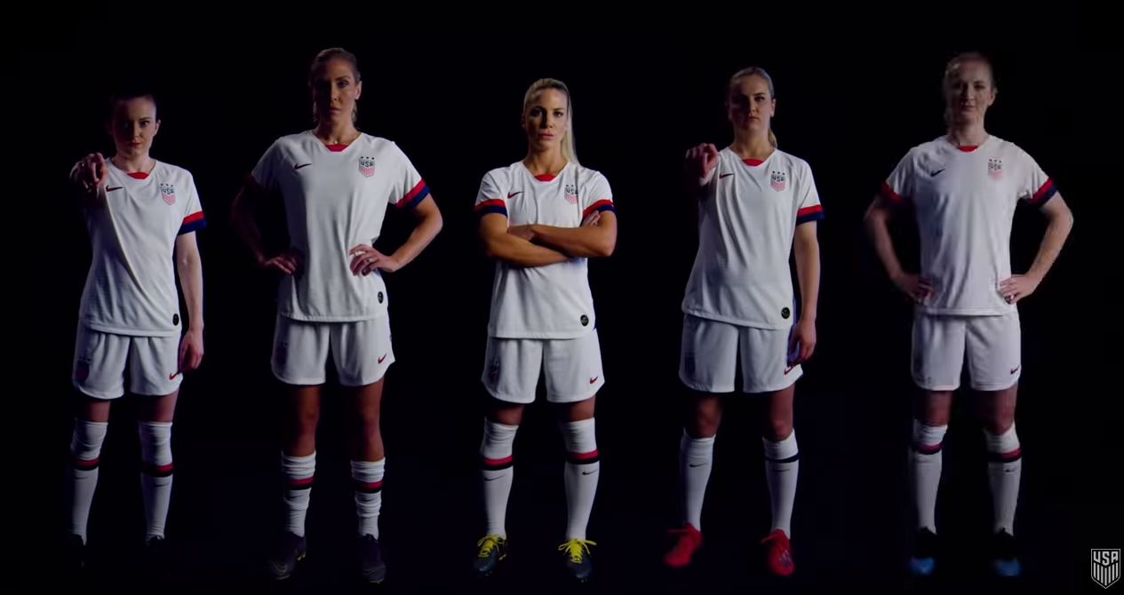 buy online 0753a 79ae7 WashPost Focuses On Gender Fluidity as Women's World Cup ...