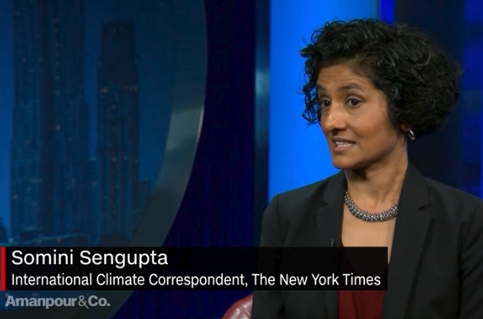 NY Times Climate Reporter Admits Paper 'Categorically' Excludes 'Deniers'