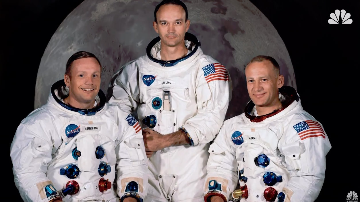 Huh? NYT: Apollo Space Program Guilty of 'Gender Bias' Against Women
