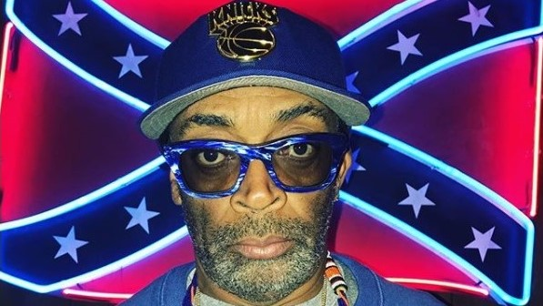 Spike Lee in Time: 'Agent Orange' Trump 'Giving a Green Light' to the KKK to Come Out